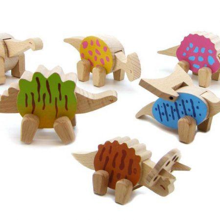 dino, dinosaurs, wooden toys, wooden dinosaur, hola nanu, quality toys, toy shop near me